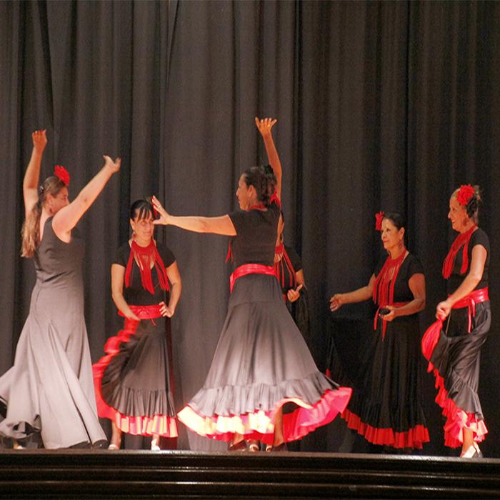Escuelas y academias de baile y danza